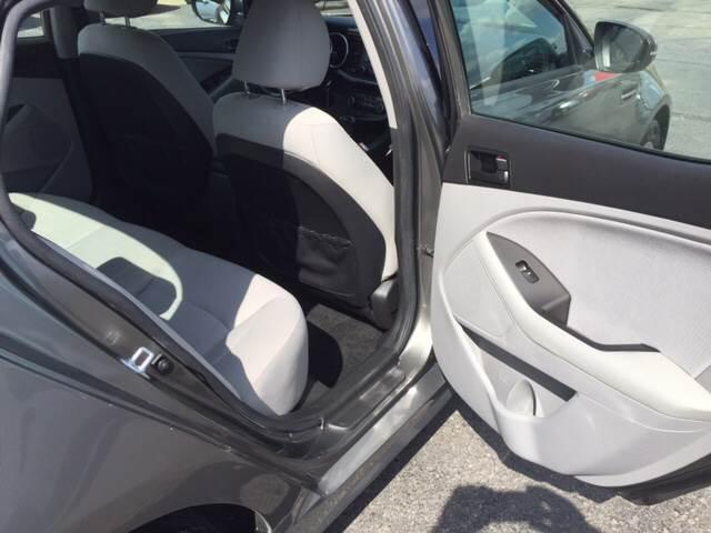 2015 Kia Optima for sale at Carney Auto Sales in Austin MN