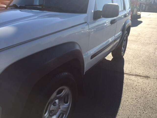 2004 Jeep Liberty for sale at Carney Auto Sales in Austin MN