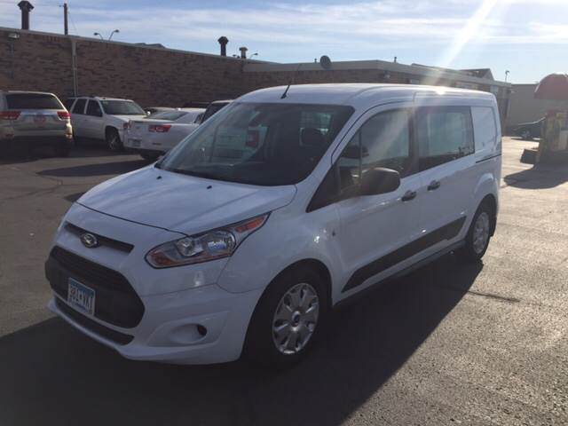 2014 Ford Transit Connect Cargo for sale at Carney Auto Sales in Austin MN