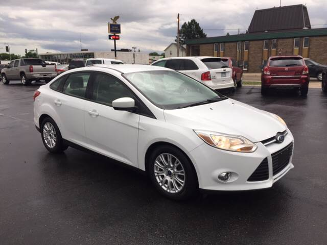 2012 Ford Focus for sale at Carney Auto Sales in Austin MN