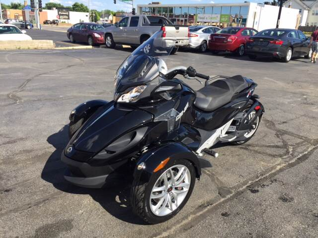 2013 Can Am Spyder for sale at Carney Auto Sales in Austin MN