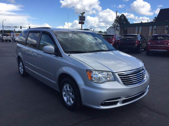 2011 Chrysler Town and Country for sale at Carney Auto Sales in Austin MN