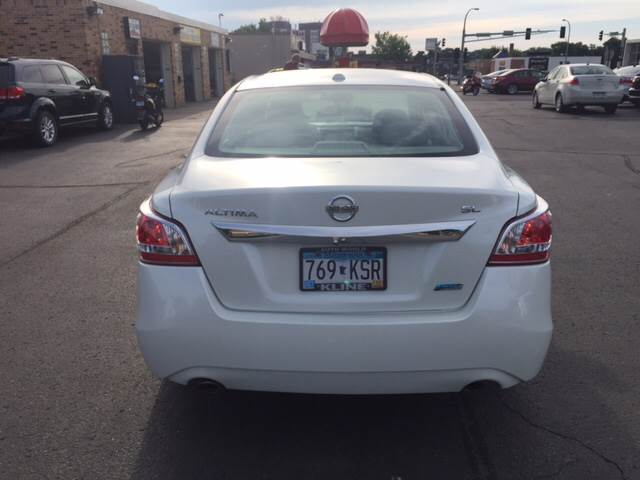 2013 Nissan Altima for sale at Carney Auto Sales in Austin MN