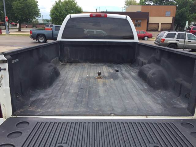2007 Dodge Ram Pickup 2500 for sale at Carney Auto Sales in Austin MN
