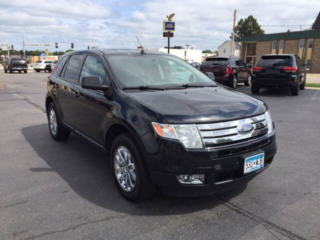 2010 Ford Edge for sale at Carney Auto Sales in Austin MN