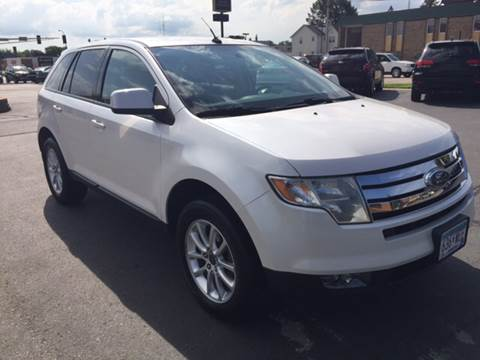 2009 Ford Edge for sale at Carney Auto Sales in Austin MN