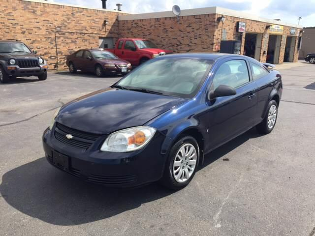 2009 Chevrolet Cobalt for sale at Carney Auto Sales in Austin MN