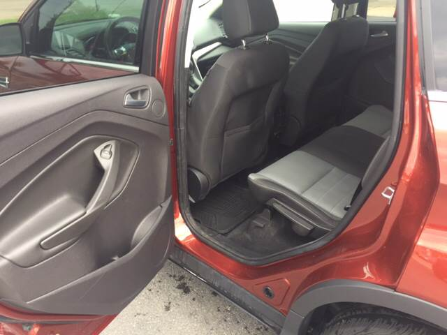 2016 Ford Escape for sale at Carney Auto Sales in Austin MN