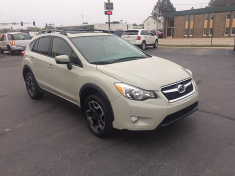2015 Subaru XV Crosstrek for sale in Austin, MN