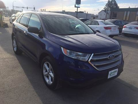 2015 Ford Edge for sale at Carney Auto Sales in Austin MN