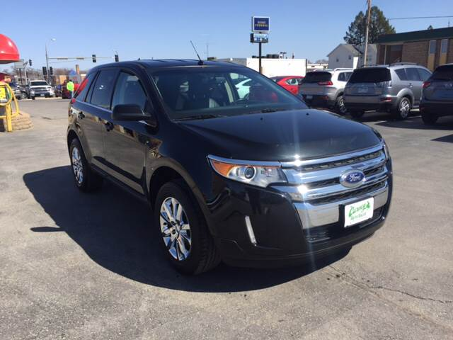 Ford Edge For Sale At Carney Auto Sales In Austin Mn