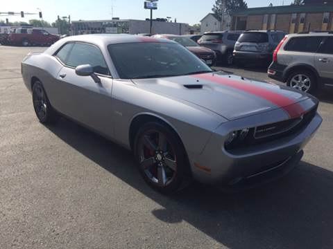 2014 Dodge Challenger for sale at Carney Auto Sales in Austin MN
