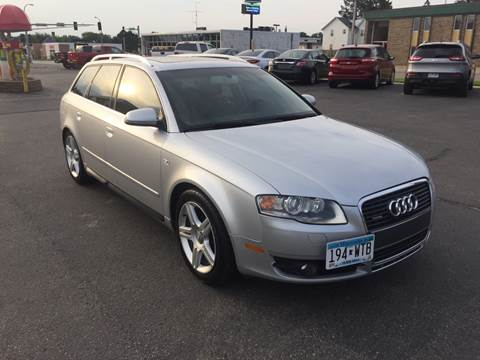 2005 Audi A4 for sale at Carney Auto Sales in Austin MN