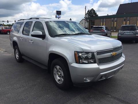 2014 Chevrolet Suburban for sale at Carney Auto Sales in Austin MN