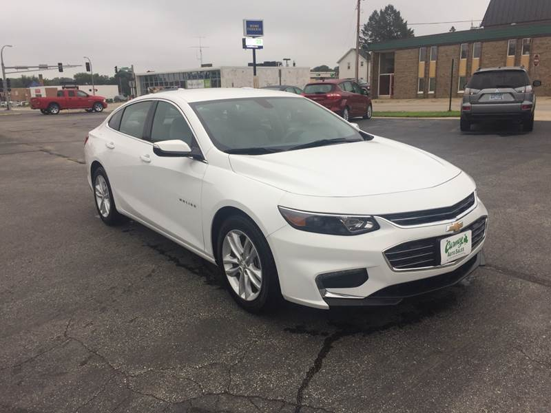 2017 Chevrolet Malibu for sale at Carney Auto Sales in Austin MN