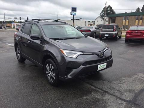 2017 Toyota RAV4 for sale at Carney Auto Sales in Austin MN