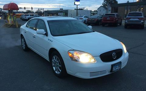 2008 Buick Lucerne for sale at Carney Auto Sales in Austin MN