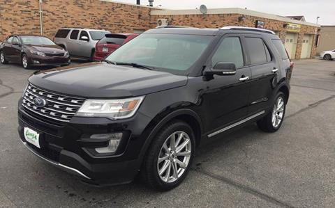 2016 Ford Explorer for sale at Carney Auto Sales in Austin MN