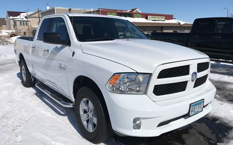 2016 RAM Ram Pickup 1500 for sale at Carney Auto Sales in Austin MN