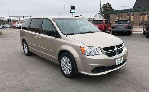 2015 Dodge Grand Caravan for sale at Carney Auto Sales in Austin MN
