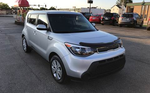 2016 Kia Soul for sale at Carney Auto Sales in Austin MN