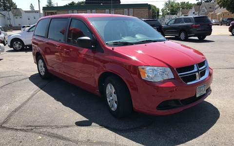 2012 Dodge Grand Caravan for sale at Carney Auto Sales in Austin MN
