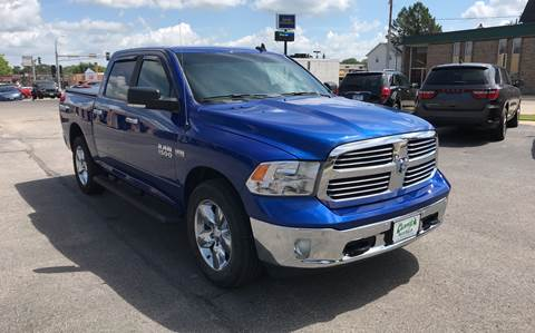 2017 RAM Ram Pickup 1500 for sale at Carney Auto Sales in Austin MN