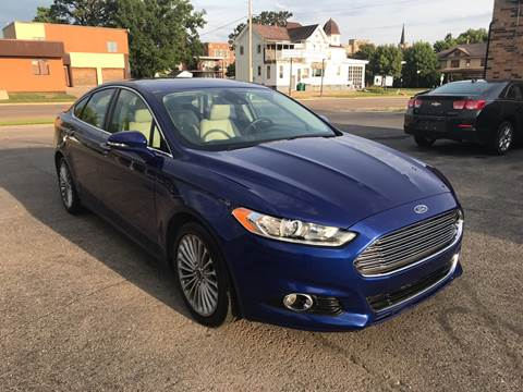 2016 Ford Fusion for sale in Austin, MN