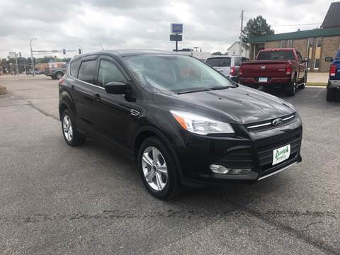 2015 Ford Escape for sale at Carney Auto Sales in Austin MN