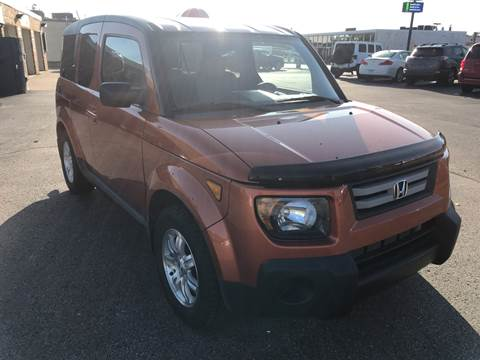 2008 Honda Element for sale at Carney Auto Sales in Austin MN
