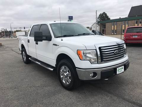 2012 Ford F-150 for sale at Carney Auto Sales in Austin MN