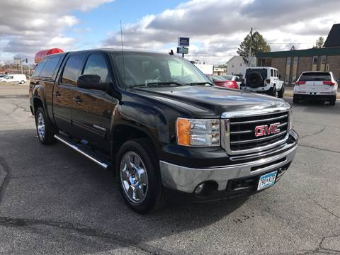 2010 GMC Sierra 1500 for sale at Carney Auto Sales in Austin MN