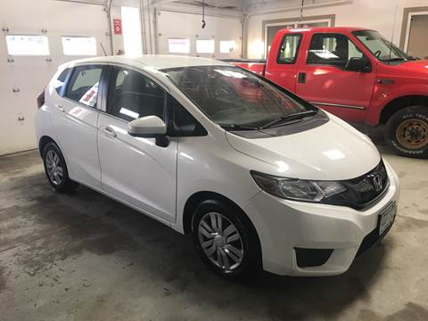 2017 Honda Fit for sale at Carney Auto Sales in Austin MN