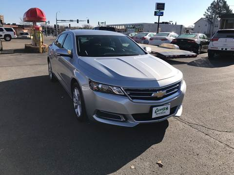 2016 Chevrolet Impala for sale at Carney Auto Sales in Austin MN
