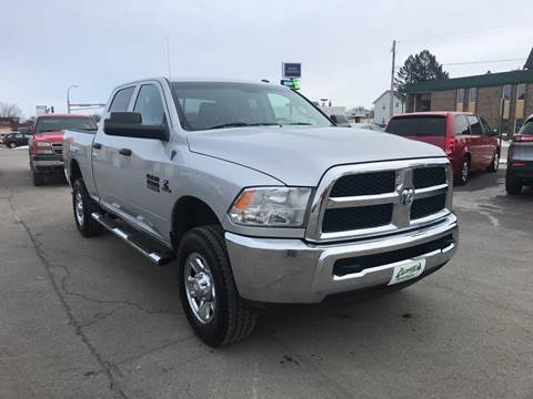 2016 RAM Ram Pickup 2500 for sale at Carney Auto Sales in Austin MN