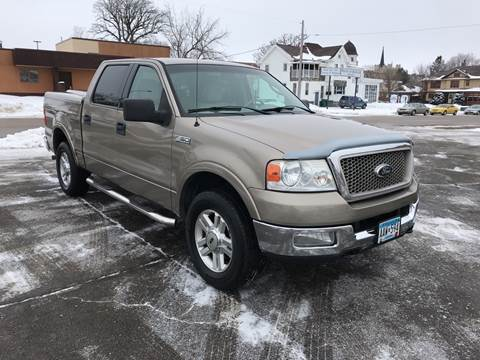 2004 Ford F-150 for sale at Carney Auto Sales in Austin MN