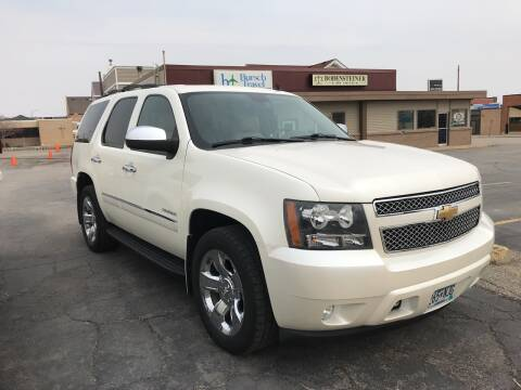 2011 Chevrolet Tahoe for sale at Carney Auto Sales in Austin MN