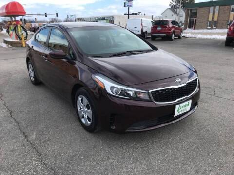 2017 Kia Forte for sale at Carney Auto Sales in Austin MN