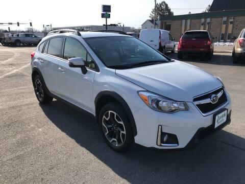 2017 Subaru Crosstrek for sale at Carney Auto Sales in Austin MN