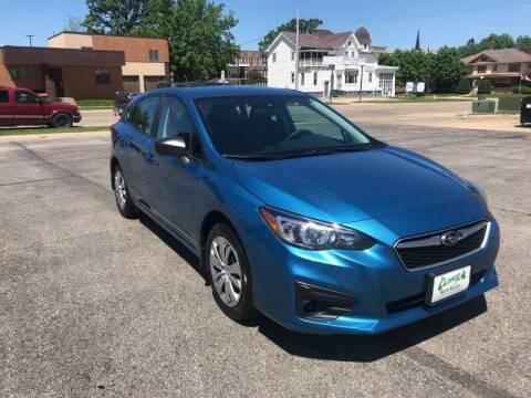 2019 Subaru Impreza for sale at Carney Auto Sales in Austin MN