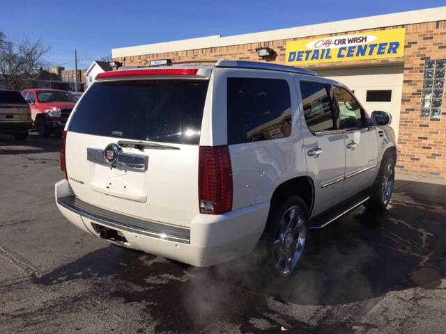 2007 Cadillac Escalade for sale at Carney Auto Sales in Austin MN
