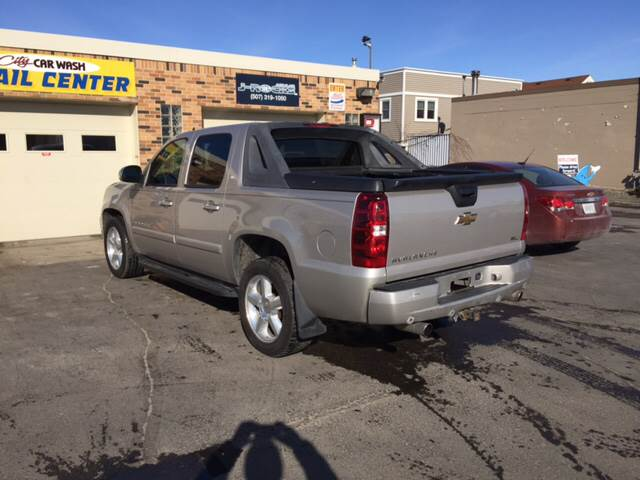 2007 Chevrolet Avalanche for sale at Carney Auto Sales in Austin MN