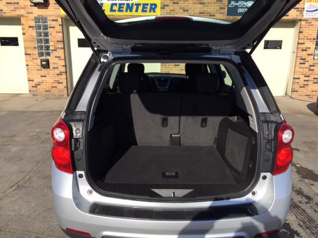 2015 Chevrolet Equinox for sale at Carney Auto Sales in Austin MN