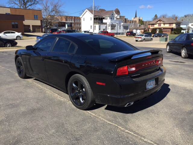 2014 Dodge Charger for sale at Carney Auto Sales in Austin MN