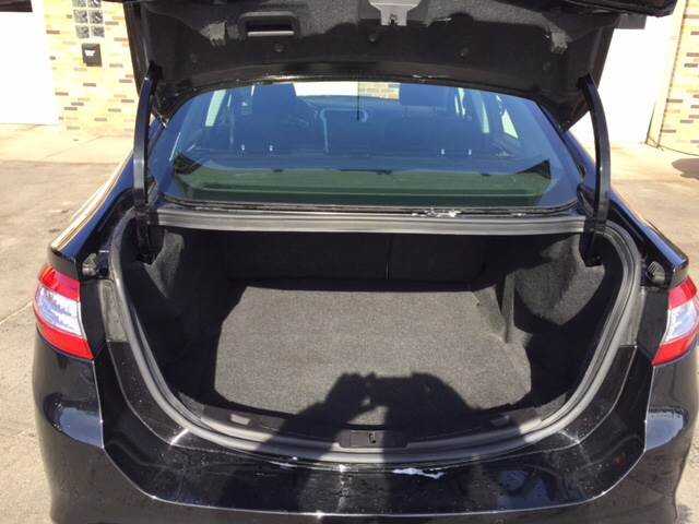 2015 Ford Fusion for sale at Carney Auto Sales in Austin MN