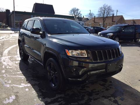 2015 Jeep Grand Cherokee for sale in Austin, MN