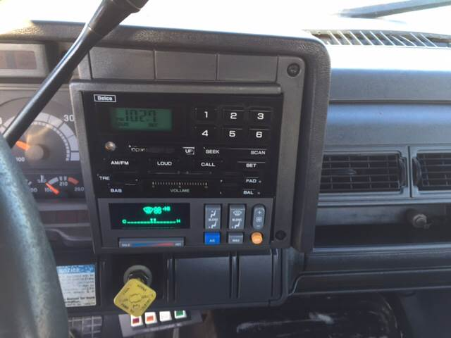 2000 GMC C6500 for sale at Carney Auto Sales in Austin MN