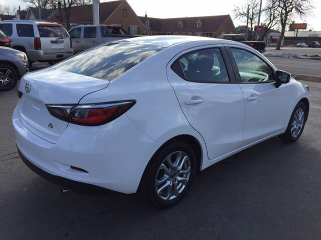 2016 Scion iA for sale at Carney Auto Sales in Austin MN