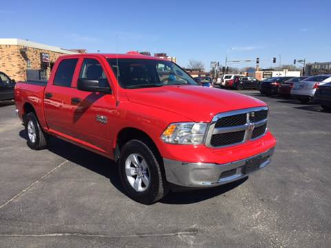 2014 RAM Ram Pickup 1500 for sale in Austin, MN