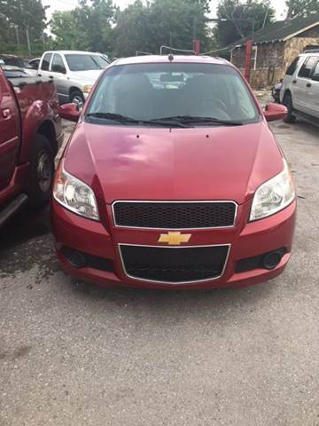 2011 Chevrolet Aveo for sale in St Petersburg, FL